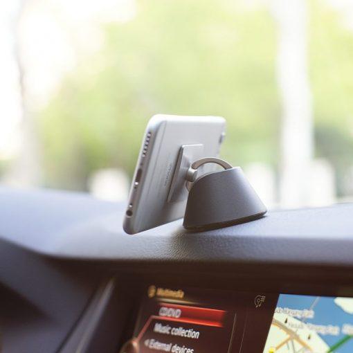 подставка или крепление для телефона, смартфона или планшета iring dock айринг док для автомобиля. Подробнее на www.iring2me.ru