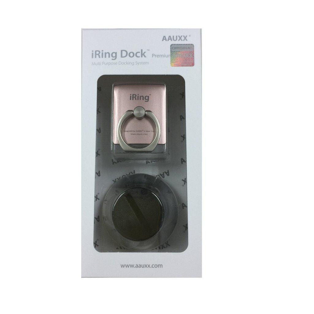 Набор iRing Dock Set - подставка iRing Dock и крепление для телефона iRing розового цвета для автомобиля. Подробнее на www.iring2me.ru